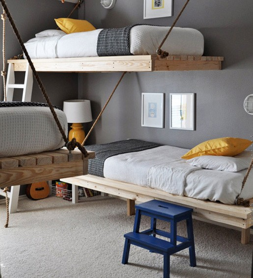 Bunk Beds ReDesigning Sarah - Floating Bunk Beds Show Home Design - Floating  Bunk Beds Show - Floating Bunk Beds Show Home Design