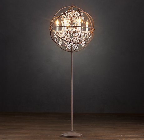 Restoration Hardware ReDesigning Sarah - Restoration hardware floor lamps