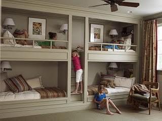 quad bunk bed plans