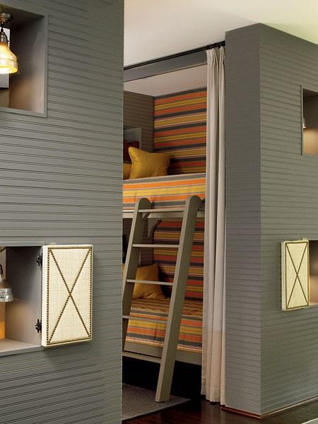 corner bunk bed plans