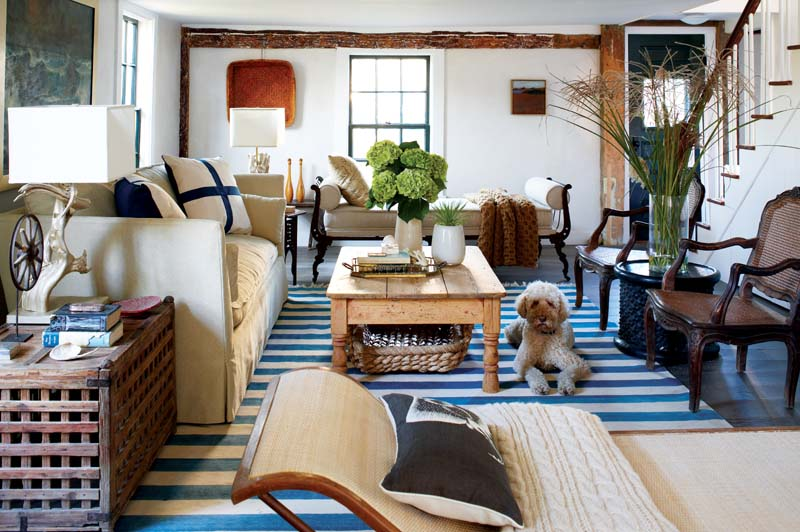 Nantucket house decor pictures