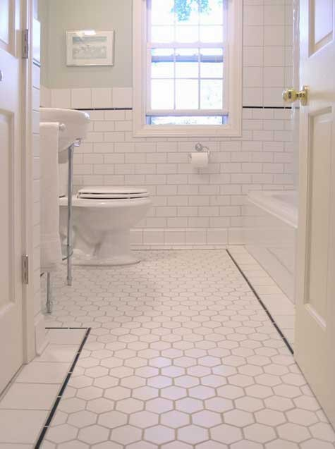 herringbone bathroom floor. And  bathroom ReDesigning Sarah
